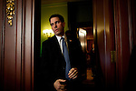 Wisconsin Gov. Scott Walker speaks at a press conference at the State Capitol in Madison, Wisconsin, February 24, 2011.