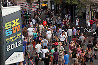 Austin's 6th Street Entertainment District host attendees of SXSW to one big party!