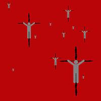 """Rapture"" - 11/01/2010 - Digital Mixed Media - ©Thierry Gourjon"