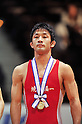 Kohei Hasegawa, DECEMBER 21, 2011 - Wrestling : All Japan Wrestling Championship Men's Greco-Roman Style -55kg Final at 2nd Yoyogi Gymnasium, Tokyo, Japan. (Photo by Jun Tsukida/AFLO SPORT) [0003]