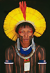 Kayapo Menorony-re, Kapoto Village, Para, Brazil<br />