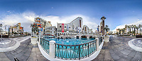 The Venetian casino, the Las Vegas Strip, December  2015.  (photo by Brian Cleary/www.bcpix.com)