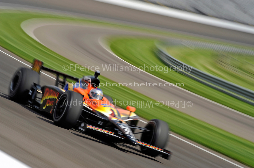 4-25 May 2008, Indianapolis,Indiana, USA.Marco Andretti.©2008 F.Peirce Williams, USA.