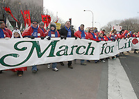 March for Life 2011 - 38th Annual March