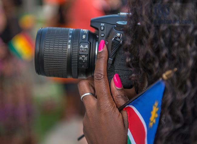 Jun. 25, 2014; Young African Leaders Initiative (YALI). Photo by Matt Cashore/University of Notre Dame