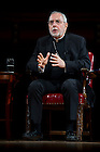 September 28, 2011; Participant Bishop Gerald F. Kicanas answers a question during the discussion titled, &quot;The Conversation: Developing the Schools Our Children Deserve&quot; part of the 2011-12 Notre Dame Forum at the Leighton Concert Hall. Photo by Barbara Johnston/University of Notre Dame