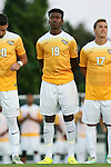 05 September 2016: VCU's Lyndsey Moreland. The University of North Carolina Tar Heels hosted the Virginia Commonwealth University Rams at Fetzer Field in Chapel Hill, North Carolina in a 2016 NCAA Division I Men's Soccer match. UNC won the game 3-2.