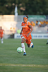 22 July 2009: Natasha Kai (6) of Sky Blue FC.  Saint Louis Athletica defeated the visiting Sky Blue FC 1-0 in a regular season Women's Professional Soccer game at Anheuser-Busch Soccer Park, in Fenton, MO.