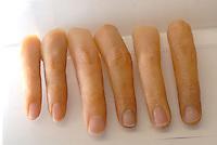 Japan Yakuza Prosthetics Fingers