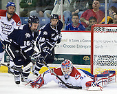 Ryan Blair (Lowell - 26), John Henrion (UNH - 16), Jeff Silengo (UNH - 18), Doug Carr (Lowell - 31) - The visiting University of New Hampshire Wildcats defeated the University of Massachusetts-Lowell River Hawks 3-0 on Thursday, December 2, 2010, at Tsongas Arena in Lowell, Massachusetts.