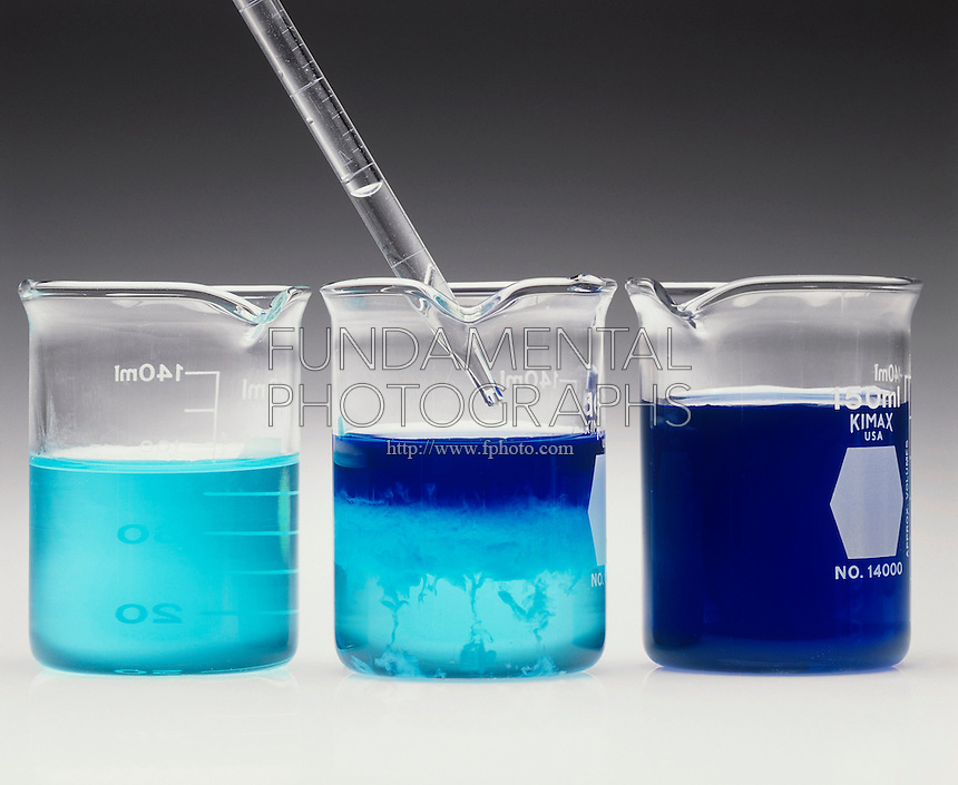 COMPLEX ION FORMATION: NH3(LIGAND) ADDED TO CuSO4<br />
