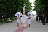 57th Art Biennale in Venice - Viva Arte Viva.<br /> Yeesookyung: Chasing the Sun's Orbit (performance).