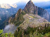 Machu Picchu, Inca, Peru