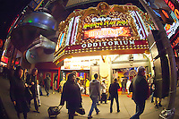 Ripley's Believe It or Not Odditorium in Times Square seen on Wednesday, November 23, 2011.   (© Frances M. Roberts)