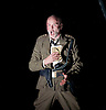 The Force of Destiny <br /> by Verdi <br /> English National Opera and the London Coliseum, London, Great Britain <br /> rehearsal<br /> 6th November 2015 <br /> <br /> <br /> <br /> Anthony Michaels-Moore as Don Carlo di Vargas<br /> <br /> <br /> Photograph by Elliott Franks <br /> Image licensed to Elliott Franks Photography Services