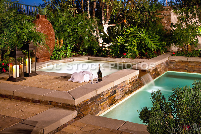Backyard Jacuzzi Landscaping : Backyard jacuzzi landscaping  Lanscape Information