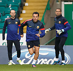 061112 Barca training