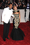 "Jay Z and Beyonce arriving at The Costume Institute Gala Benefit celebriting ""Alexander McQueen: Savage Beauty"" at The Metropolitan Museum of Art in New York City on May 2, 2011."
