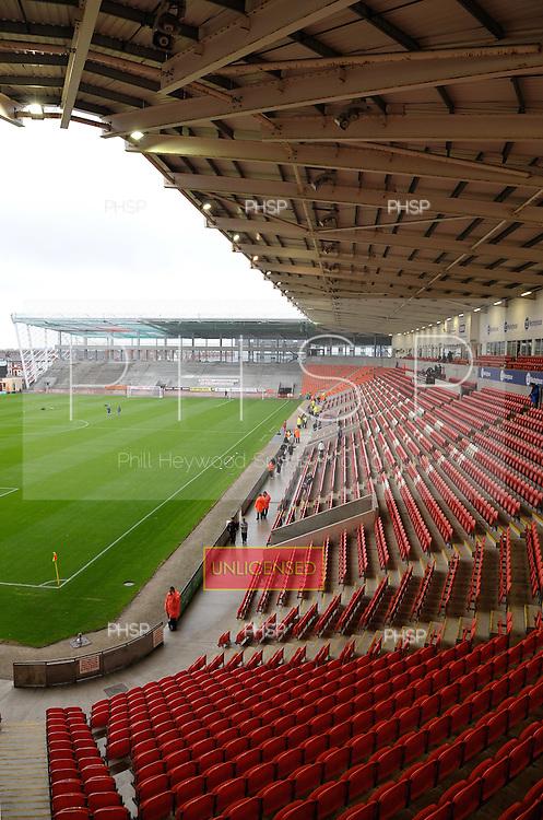 26/08/2009 Blackpool v Wigan Athletic CC2.....© Phill Heywood