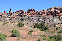Fiery Furnace, Utah, USA