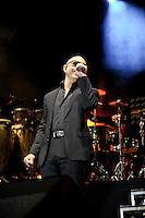 Pitbull Performs During Fusion Festival UK