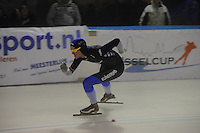 SCHAATSEN: DEVENTER: IJsstadion De Scheg, 12-10-2013, Nationale schaatswedstrijd de IJsselcup, ©foto Martin de Jong