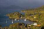 Sunrise on Thule Bay, Paterson Inlet. Stewart Island. New Zealand.
