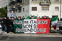 Manifestazione dei Forconi a Roma