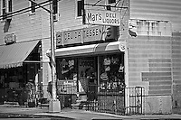 Mar's Deli and liquor store in Jersey City, NJ.
