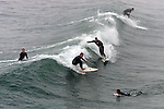 Surfers, Seal Beach, California