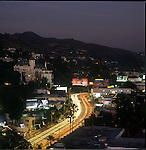 Sunset Strip circa 1999