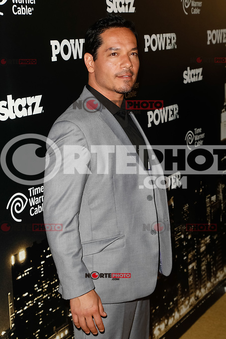 New York, NY -  June 2 : Actor Greg Serano attends the Power Premiere held at the Highline Ballroom on June 2, 2014 in New York City. Photo by Brent N. Clarke / Starlitepics