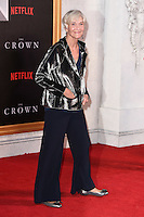 LONDON, UK. November 1, 2016: Sheila Hancock at the World Premiere of the Netflix series &quot;The Crown&quot; at the Odeon Leicester Square, London.<br /> Picture: Steve Vas/Featureflash/SilverHub 0208 004 5359/ 07711 972644 Editors@silverhubmedia.com