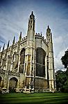 Kings College Cambridge, England