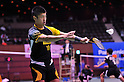Syo Sasaki,.DECEMBER 8, 2011 - Badminton : 65th All Japan Badminton Championships Men's Singles at Yoyogi 2nd Gymnasium in Tokyo, Japan. (Photo by Jun Tsukida/AFLO SPORT) [0003]