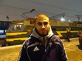 Michail Lasutin hat die Jugendgruppe vor zwei Jahren gegr&uuml;ndet.<br />Die kreml-treue Jugendgruppe Lew Protiw (&quot;Der L&ouml;we ist dagegen&quot;) k&auml;mpft (hier in Moskau) gegen Raucher und Trinker im &ouml;ffentlichen Raum. / The youth group Lew Protiw (&quot;The lion is against&quot;) fights (here in Moscow) against smokers and drinkers in the public sphere.