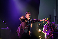 3/9/10 Jerry Fish and the Mudbug Club at the Electric Picnic in Stradbally in Laois. Picture:Arthur Carron/Collins