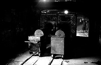 Auschwitz, former Nazi death camp, in Oswiecim, Poland's Nazi-era concentration camp..The crematory oven.