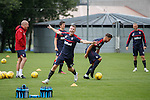 080816 Rangers training