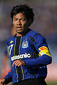 Tomokazu Myojin (Gamba), NOVEMBER 26, 2011 - Football / Soccer : 2011 J.LEAGUE Division 1 between Gamba Osaka 1-0 Vegalta Sendai at Expo'70 Commemorative Stadium, Osaka, Japan. (Photo by Akihiro Sugimoto/AFLO SPORT) [1080]