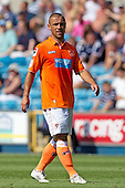 Kevin Phillips, Blackpool FC - Millwall vs Blackpool - NPower Championship Football at the New Den, London - 18/08/12 - MANDATORY CREDIT: Ray Lawrence/TGSPHOTO - Self billing applies where appropriate - 0845 094 6026 - contact@tgsphoto.co.uk - NO UNPAID USE.