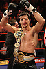Carl Froch stops Tony Dodson in the 3rd round for the British and Commonwealth super middleweight titles, at the Nottingham Ice Arena 24/11/06 - promoted by Hennessy Sports MANDATORY CREDIT: chris royle