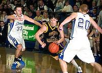 Boys Basketball vs Tipton (Sectional) 3-7-09