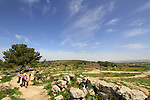 Hurvat Hazan in the Shephelah