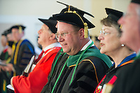 G. Scott Waterman, M.D. Class of 2012 commencement.