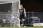 16 November 2012: UNC's Bryane Heaberlin. The University of North Carolina Tar Heels played the University of Illinois Fighting Illini at Fetzer Field in Chapel Hill, North Carolina in a 2012 NCAA Division I Women's Soccer Tournament Second Round game. UNC won the game 9-2.