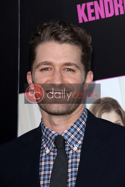Matthew Morrison<br /> at the &quot;What to Expect When You're Expecting&quot; Los Angeles Premiere, Chinese Theater, Hollywood, CA 05-14-12<br /> David Edwards/DailyCeleb.com 818-249-4998