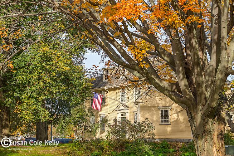 Buckman Tavern in Lexington, Massachusetts, USA