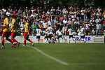 Sandhausen 03.05.2008, Jubel &uuml;ber den Siegtreffer bei Sandhausen beim Spiel in der Regionalliga SV Sandhausen - SC Pfullendorf<br /> <br /> Foto &copy; Rhein-Neckar-Picture *** Foto ist honorarpflichtig! *** Auf Anfrage in h&ouml;herer Qualit&auml;t/Aufl&ouml;sung. Belegexemplar erbeten.