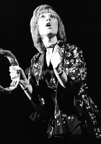 Kiki Dee pictured in 1973.  Credit: Ian Dickson/MediaPunch